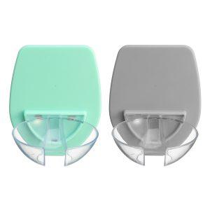 HONANA Water Cup Holder Drinking Glasses Wall Sticker Storage Kitchen Storage Rack