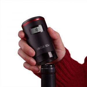 CIECLE JOY CJ-JS03 Red W-ine Electric Automatic Preservation Vacuum Stopper From Xiaomi Youpin Red W-ine Fresh Keeper USB Charging With LED Display Bottles Stopper