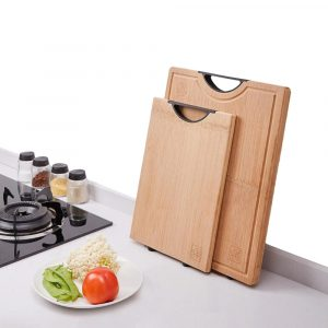 YIWUYISHI Bamboo Cutting Board Chopping Blocks Tool Bamboo Rectangle Chopping Board Kitchen Accessories From Xiaomi Youpin