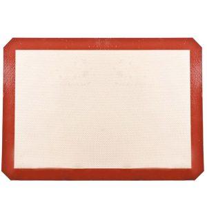 Honana 40x30cm silikon bakmatta Fiberglas Hudpinnar bakning kakor bröd pad