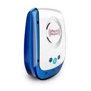 Loskii HP-101 Elektronisk inomhus ultraljudsplugg i LED-säkra skadedjur Kontroll mot mygginspekt Repeller