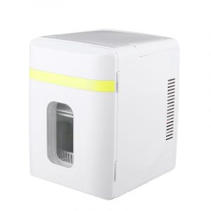10L Mini Portable Home Car Refrigerator Cooler&Warmer Dormitory Cosmetics Fridge