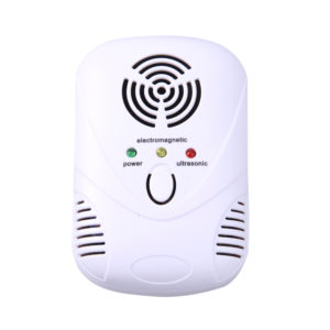 Electronic Ultrasonic Mouse Killer Mouse Cockroach Trap Mosquito Repeller Insect Rats Spiders Control US/EU Plug 110-230V/6W