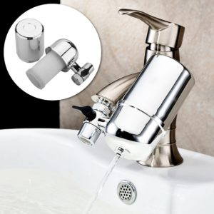Bathroom Kitchen Water Filter Faucet Water Ionier Remove Water Contaminants Alkaline Tap Water Ceramic Cartridge Purifier
