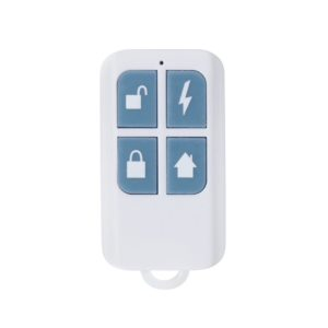 Bakeey 433Mhz Four Keys Wireless Remote Controller For Smart Home GSM Alarm System