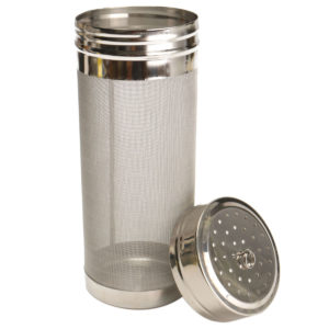 70x180mm Homebrew Hop Tube Strainer Stainless Steel 300 Mesh Micron Filter