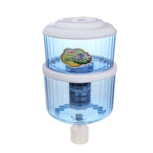 12L filterrenare Aktiverat kol Hushållsplastvattenrenare Universal vattenrenare