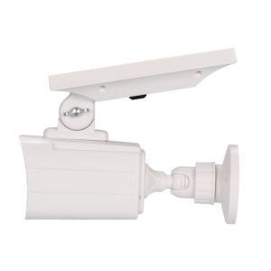Bakeey 8 LED IP66 Solar Charging Street Light Fake-Camera Dummy Video Surveillance CCTV