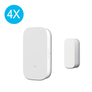Original Aqara Zig.Bee Version Window Door Sensor Smart Home Kit Remote Alarm 1/2/3/4PCS  From Xiaomi Eco-System