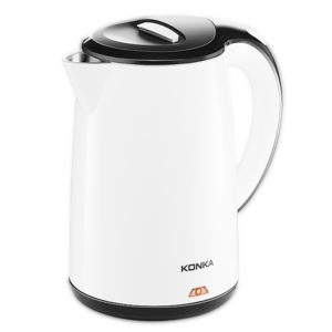 KONKA KEK-15DG1585 Electric Kettle Double Layers Smart Auto-off Quick Electric Boiling Pot Thermal Insulation Teapot