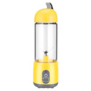 KONKA KJ-60U02 Portable USB Charging Electric Fruit Juicer Household Milkshake Blender 420ml Mix Cup