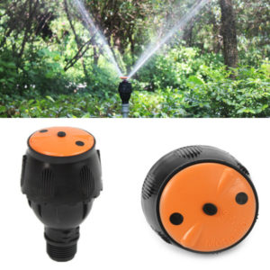 1/2 Inch Refraction Spray Head Garden Lawn Irrigation Misting Sprinkler Nozzle
