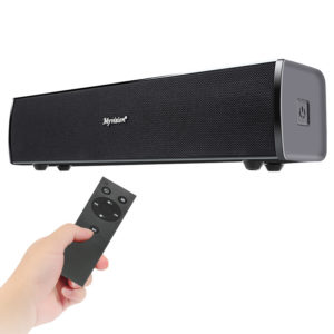 BT809 Bluetooth Speaker 30 High Power Smart Home TV Sound 2.4G Remote Control Computer Audio