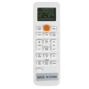 Air Conditioner Remote Control for Samsung Air Conditioning DB93-11489L DB63-02827A DB93-11115U DB93-11115K KT3X002 KT3X00