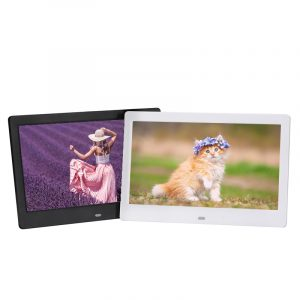 10 Inch HD Digital Photo Picture Frame Album TFT LCD Screen Movie Player Remote Control