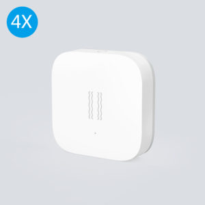 [International Version] Original Aqara Smart Motion Sensor Smart Home Vibration Detection Remote Alarm Work with Mijia APP From Xiaomi Eco-System