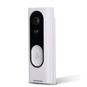 Bakeey 720P HD Wireless Wifi IR Intelligent Night Vision Phone Remote Monitoring Video Voice Intercom Visual Doorbell For Smart Home