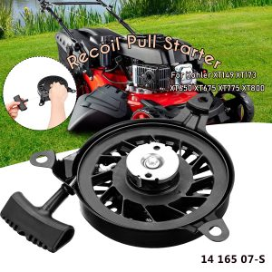 14 165 07-S Recoil Pull Starter Part Accessories For Garden Lawnmower Kohler XT149 XT173 XT650 XT675 XT775 XT800