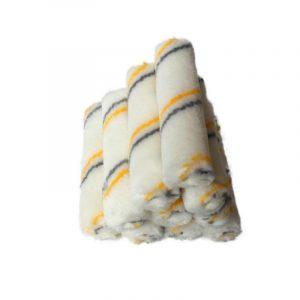 """10pcs  4"""" Cotton Paint Roller Brush Core Home Improvement Accessories"""