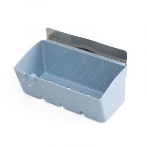 Multifunktion Badrum Toalettvägg Adsorption Sugpapper Handdukshållare Varuhylla Korgar