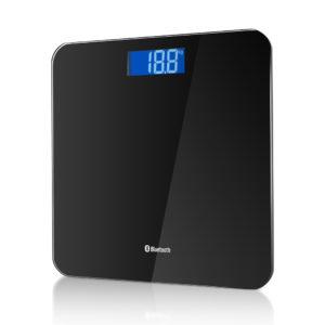 Digoo DG-B8025 LCD Bluetooth vikt skala mänsklig kroppsvikt mätning APP Record Tracking Scale