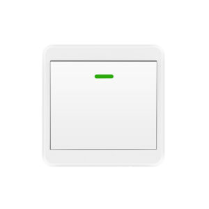 Bakeey 433Mhz 315Mhz RF Wireless Switch 1 Gang Light-Switch Transmitter Smart Home Wall Panel