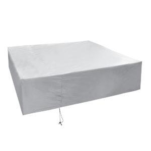 220-250cm Waterproof Outdoor Patio Garden Furniture UV Rain Snow Cover Table Mat