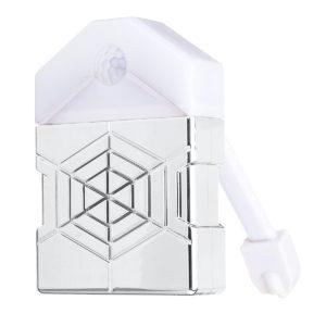 0,1W 16 färger Toalett LED nattlampa Rörelseaktiverad UV-sterilisatorlampa