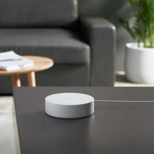 XIAOMI Mijia Smart Multimode Gateway WIFI ZigBee3.0 WiFi Bluetooth / Bluetooth Mesh Work With Mijia APP Intelligent Home Hub IOS Homekit Från Xiaomi Youpin