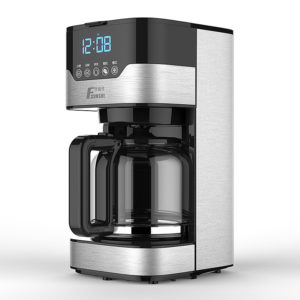 FXUNSHI MD-259T 1.5L 800W Automatic Insulation Drip Coffee Machine Maker Portable Tea Machine