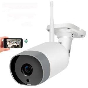 Bakeey 1080P HD P2P Infraröd LED trådlös WIFI-säkerhet vattentät IP-kamera Nattvision ONVIF -EU US Plug