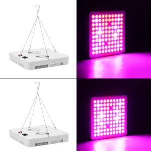 300W 600W Full Spectrum UV IR 100 LEDS Hydroponic Plant Grow Light Indoor Heat Lamp Growing Lamp