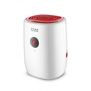 800ML bärbar mini-avfuktare fuktabsorberande lufttorr vattenbehållare för hemluftfuktare