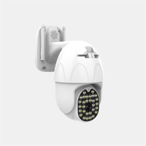 Bakeey 30 LED Wireless WiFi 1080P Night Vision IP-kamera TF-kort Cloud Storage Vattentät Night Vision