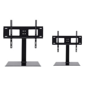 Universal Tabletop TV Stand Base Vesa Pedestal Mount for Flat LCD LED 26''- 32'', 32''-55'' TV Support