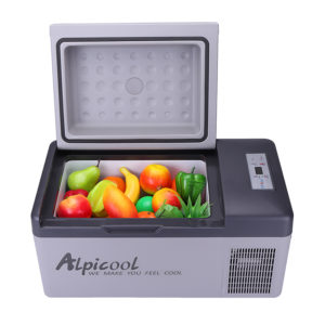 Alpicool Fridge Freezer Camping Car Boating Caravan Bar Mini Fridges Refrigerator