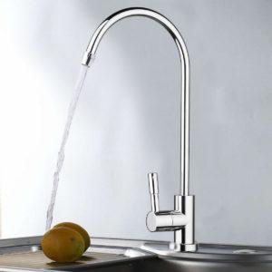 1/4 tum krom dricka RO vattenfilter kran avsluta omvänd osmos diskbänk