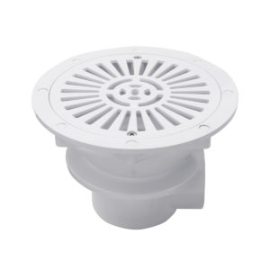 Swimming Pool Main Drain Port Bottom 8 Inch Spa Water Outlet Suction Universal  Water Floor Drarin Outlet
