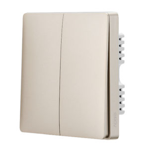 Aqara Smart Wall Switch Live Wire Version Smart Home Light Controller Intelligent Wall Switch From Xiaomi Eco-System