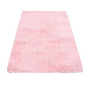110x160 Fluffy Rugs Modern Shaggy Area Floor Mat Yoga Mats