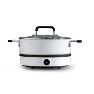 ZHIWU GJT02CM Non-stick Stockpot 4L Dishwasher Safe Aluminum Soup Pot For Induction Cooker From Xiaomi Youpin