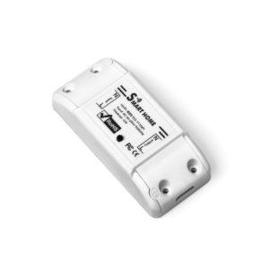 Bakeey 2000W Smart Remote Control Wifi Switch DIY Wireless Timer Automation Module Work With Tuya Smart Life APP Google Alexa