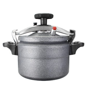 Slkima 3L Portable Aluminium Pressure Rice Cooker Stovetop Cooking Pot Outdoor Camping