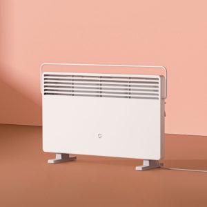 Original Xiaomi Mijia termostat version 2200W Värmefläkt Elektrisk värmare Luftkonditionering Uppvärmning