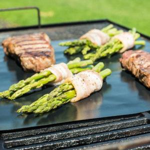 33X40CM Återanvändbar BBQ-grillmatta Teflon-matta bakfodring utan klibb