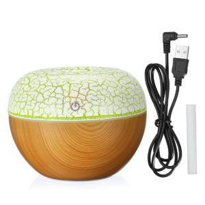 7 Colors LED Ultrasonic Humidifier Oil Diffuser Purifier Air Aromatherapy