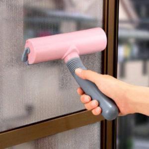 Fönsterskärm Magisk rengöringsskrapa