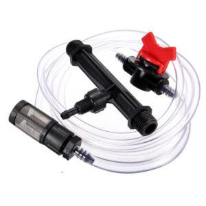 3/4 tum Irrigation Venturi Gödningsmedel Injektorer Enhetens filterrör