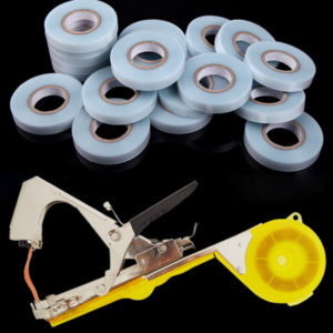 10pcs 30m Garden Fruit Vegetable PVC Tape For Plants Tapetool