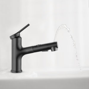 Diiib Bathroom Pull Out Rinser Sprayer Basin Sink Faucet Gargle Brushing 2 Mode Mixer Tap from Xiaomi Youpin